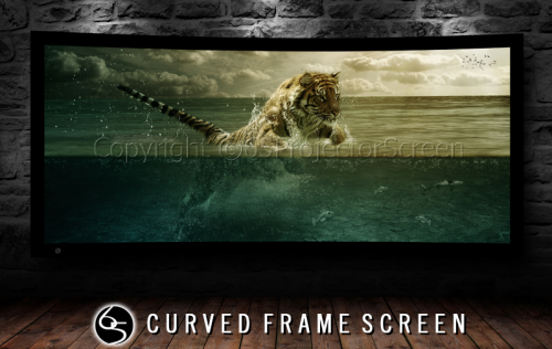 65_Curved Frame Screen_1