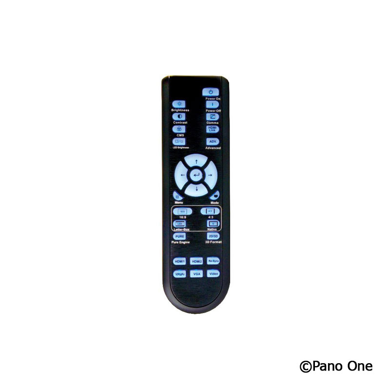 Optoma_UHD60_Remote